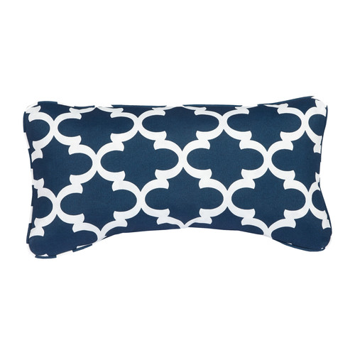 Mozaic Company Stella Scalloped Indoor/Outdoor Lumbar Pillow (Set of 2)