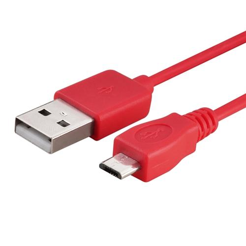 Insten 10FT Red Micro USB Cable for Amazon New Kindle Fire HDX 7 HD 10 8 Google Nexus 7 Barnes & Noble Nook Simple Touch