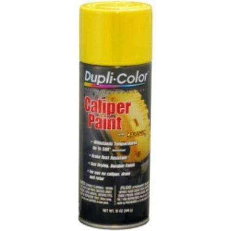 Krylon BCP101 Dupli Color Caliper Aerosol Paint Yellow 12 Oz. Aerosol