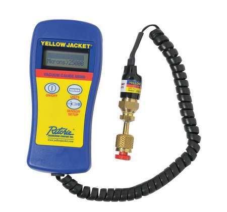 Vacuum Gauge YELLOW JACKET 69086