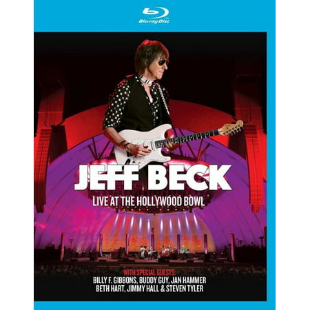 Jeff Beck  Live At The Hollywood Bowl  Blu Ray