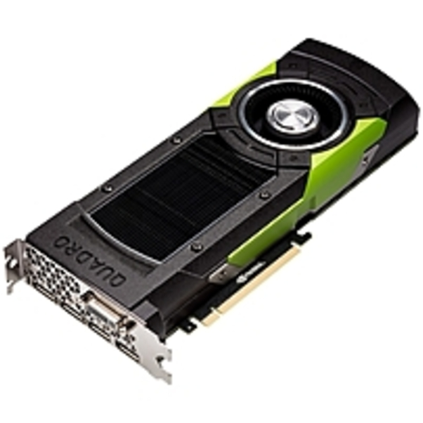 Refurbished PNY Quadro M6000 Graphic Card 24 GB GDDR5 Dual Slot Space Required 384 bit Bus Width Fan Cooler OpenGL 4.5,... by NVIDIA