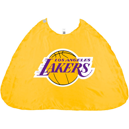 NBA Los Angeles Lakers Superhero Cape