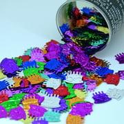 Confetti Birthday Cake MultiColors - Half Pound (8 oz) FREE SHIP (9292)