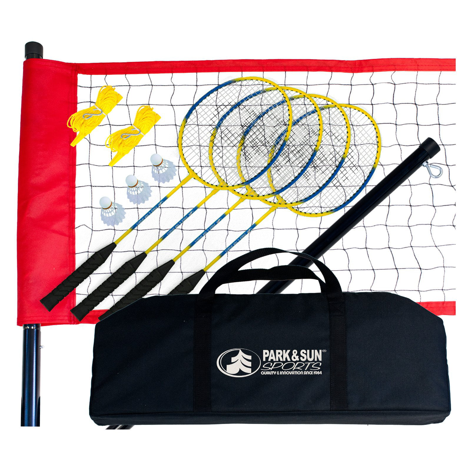 Badminton Sport Set by Park & Sun
