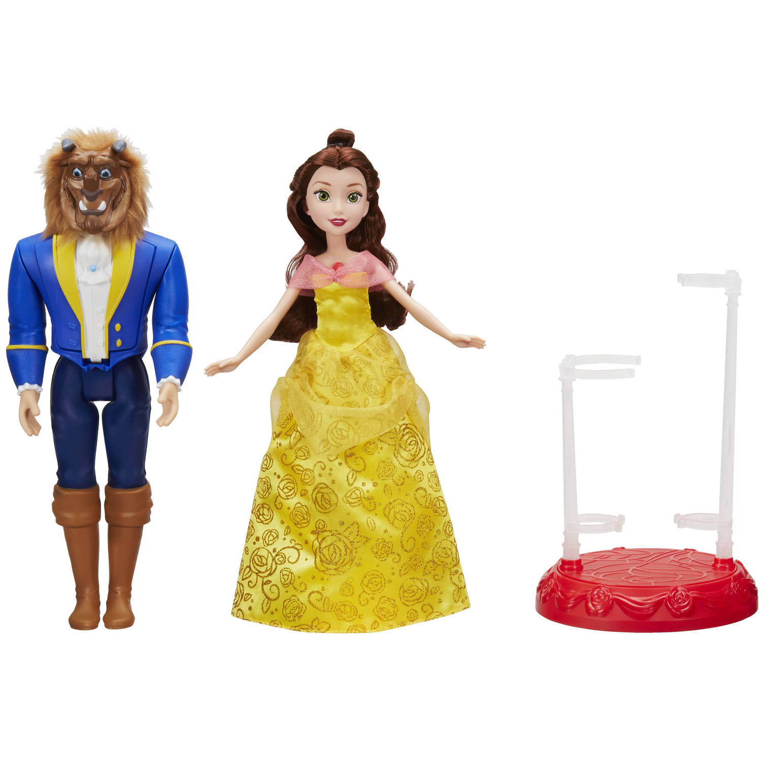 Disney Princess Enchanted Ballroom Reveal by Hasbro