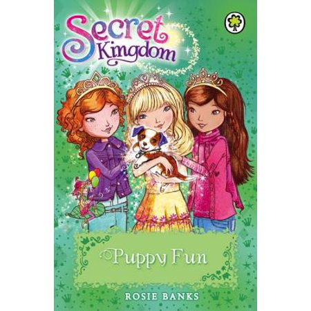 - Secret Kingdom: Puppy Fun - eBook