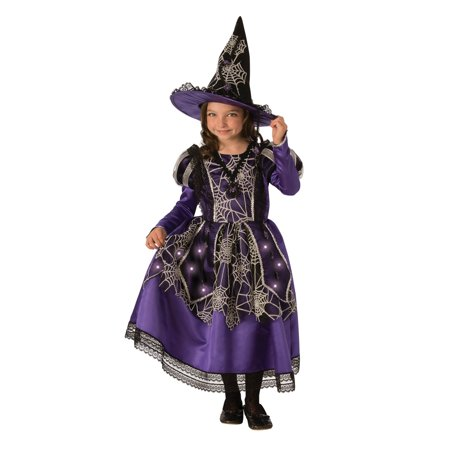 Victorian Spider Witch Girls Costume](Victorian Witch Costume)