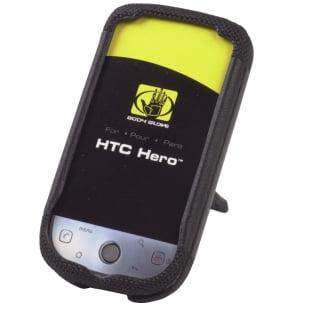 Body Glove HTC Hero Elements Snap-On Case - Black