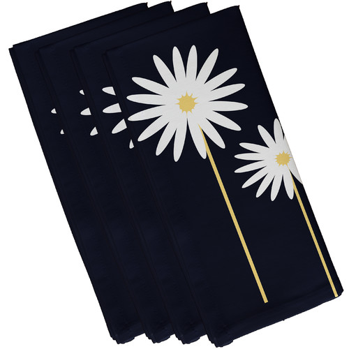 e by design Daisy May Floral Napkin (Set of 4)