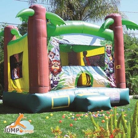 JumpOrange JOH-Safari13 Duralite 13 x 13 ft. Safari Party House