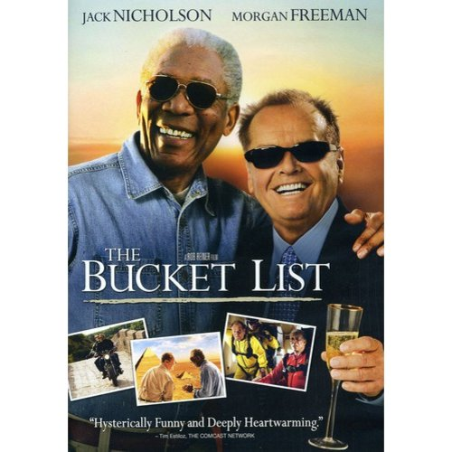 The Bucket List (Full Frame, Widescreen)