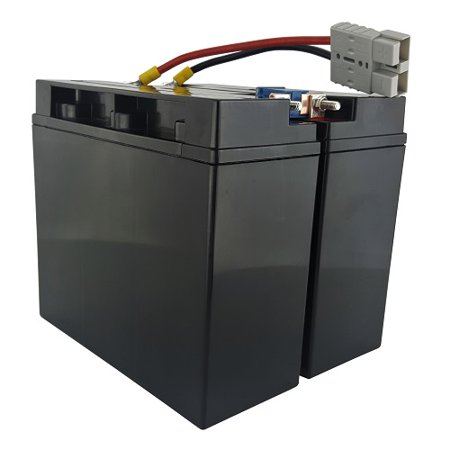 APC RBC7 Cartridge Battery Replacement w/ Hardware for UPS Backup System(s) ()
