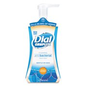 Dial 02936 Complete® Antibacterial Foaming Hand Soap, 7.5 Ounces DIA02936