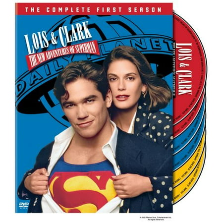 Lois & Clark: The New Adventures of Superman: Season - Superman Clark Kent