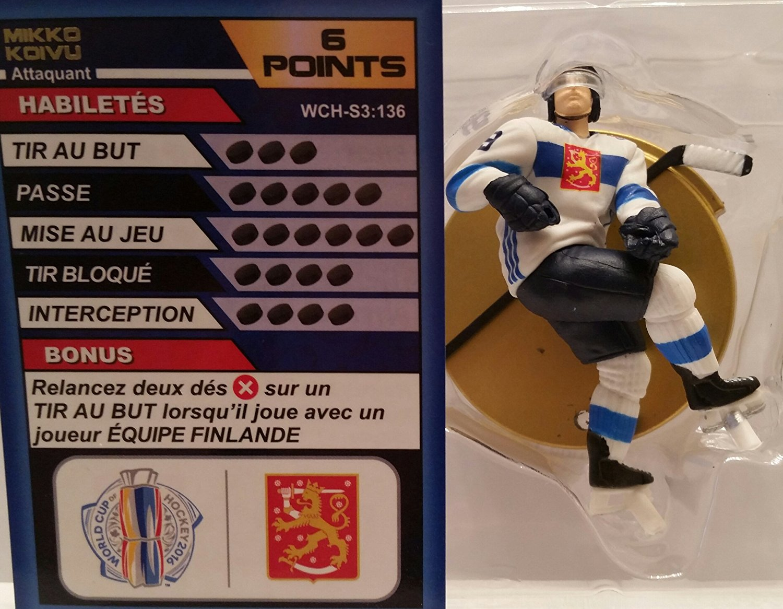 World Cup of Hockey Team Finland Mikko Koivu (Rare) by