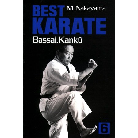 Best Karate, Vol.6 : Bassai, Kanku