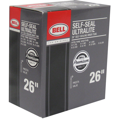 "Bell Sports 26"" Presta Self-Seal Bike Inner Tube"