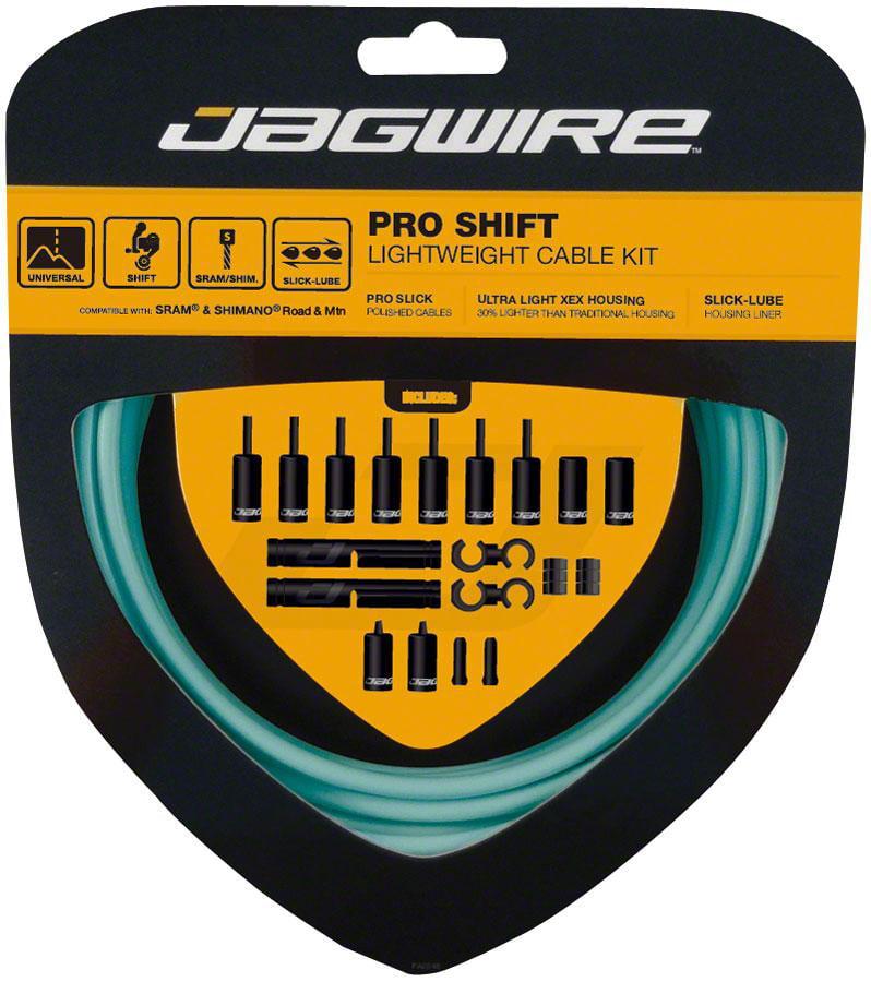 Jagwire Road Pro Brake Cable Kit Celeste Ultra Light