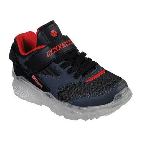 Boys' Skechers Ice Lights Arctic-Tron Zollow Sneaker (Shoes Skechers Light)