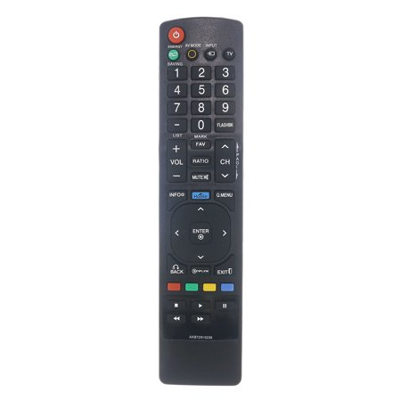 Replacement TV Remote Control for LG 32LV2500 Television - image 2 of 2