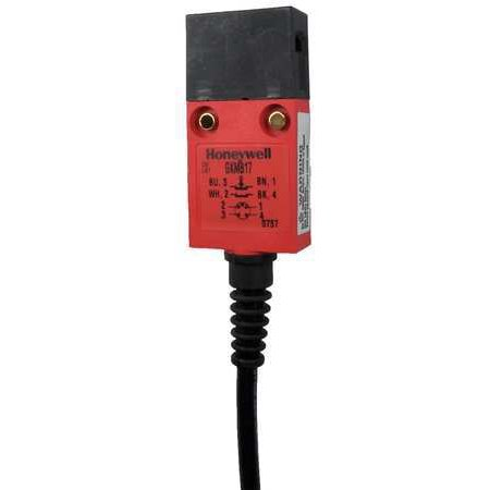 HONEYWELL MICRO SWITCH GKMB23 Safety Interlock Switch, 1NO, 1NC,