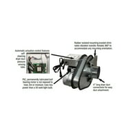 Tjernlund LB2 Dryer Duct Booster Power Exhaust Ventilator Fan for Long Dryer Duct Runs