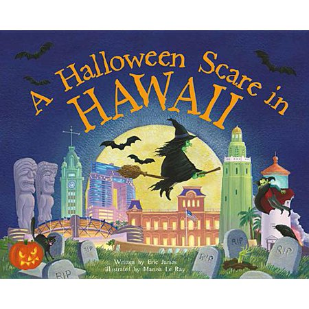 Halloween Scare in Hawaii, A (Halloween Events Long Island)