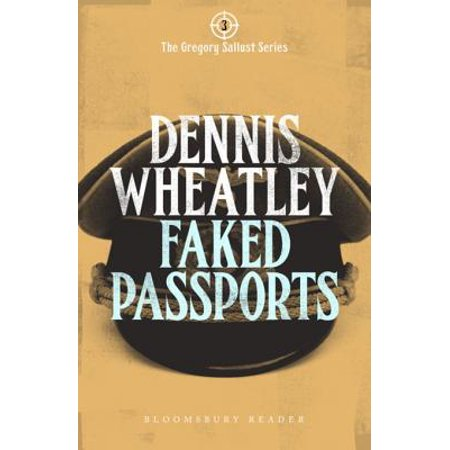 Faked Passports - eBook -