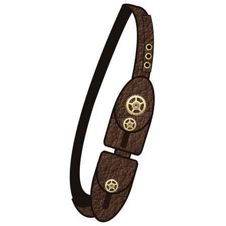 Gear Studded Utility Belt
