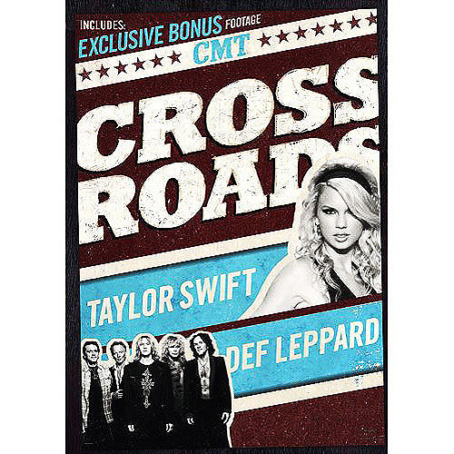 CMT Crossroads: Taylor Swift / Def Leppard (Walmart Exclusive) (Music DVD)