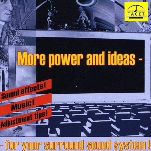 More Power & Ideas for Your Surround Sound System! [DVD-Audio]