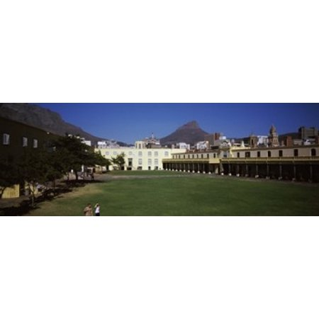 Hopes Castle (Courtyard of a castle Castle of Good Hope Cape Town Western Cape Province South Africa Poster)