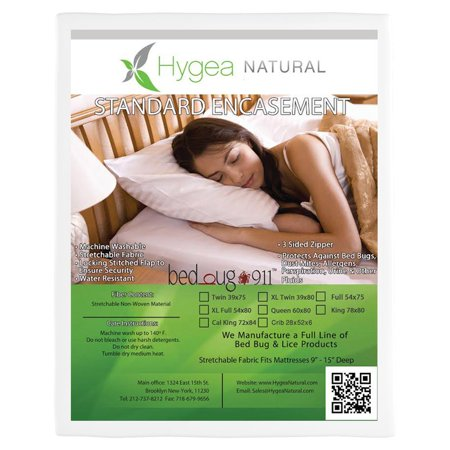 Bed Bug 911 Standard Crib Mattress Cover