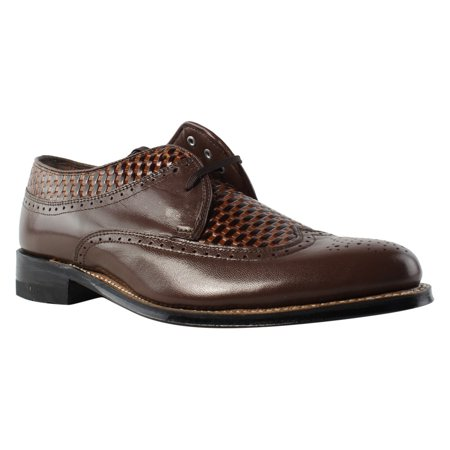 Stacy Adams Mens  Brown/Scotch-624 Loafer Casual / Dress Size 7 New - Morticia Addams Dresses
