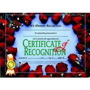 """Hayes Recognition Certificate Holder, 8.5"""" x 11"""", Pack of 30"""