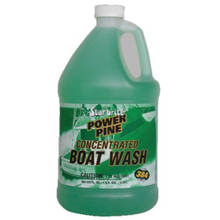 Star Brite Boat Wash   Power Pine 1 Gallon 93700N