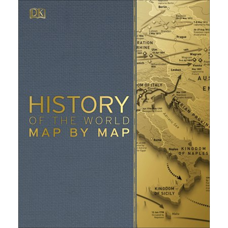 History of the World Map by (Best World History Books)