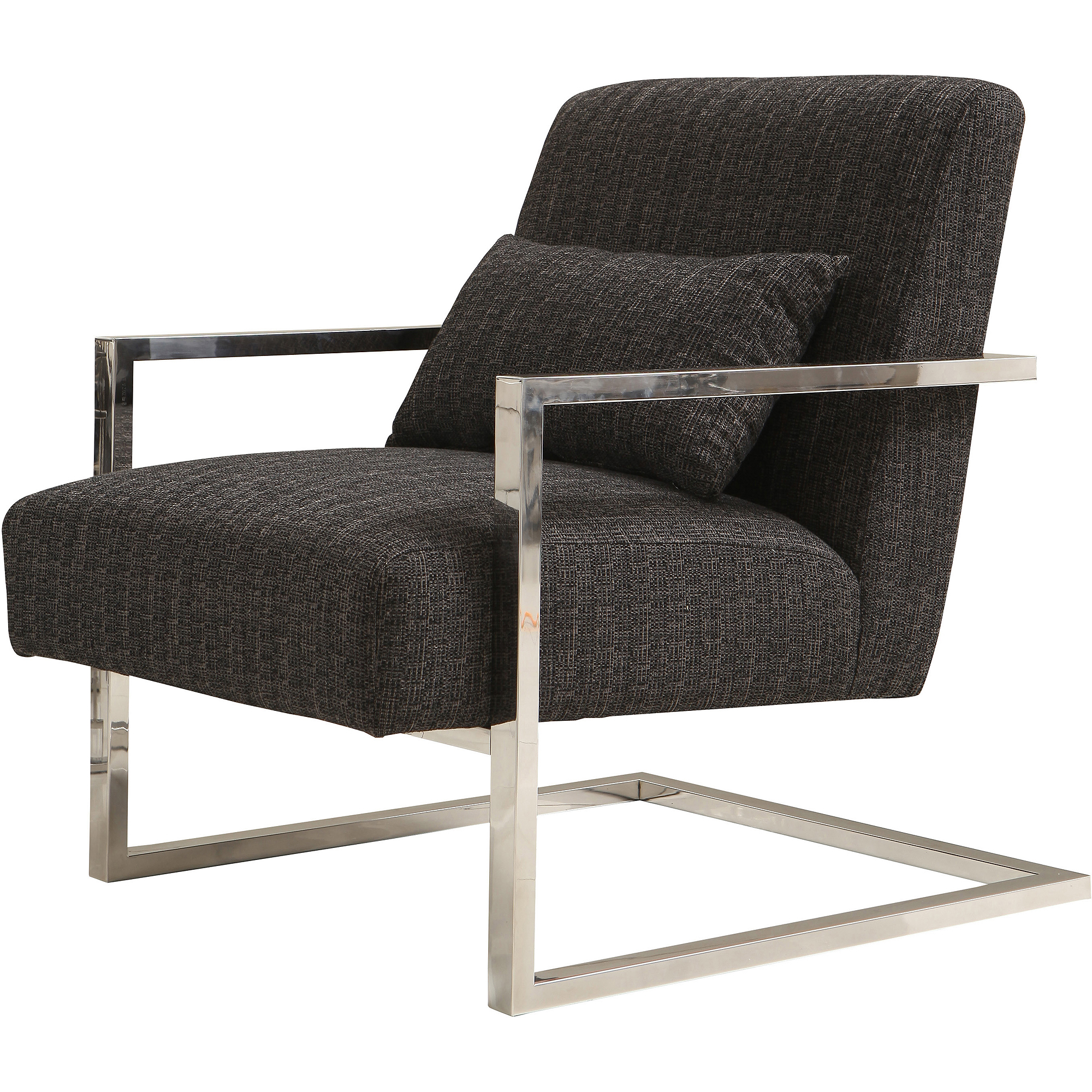 Skyline Accent Chair, Charcoal