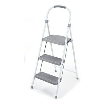 Peachy Rubbermaid Rms 3 3 Step Steel Step Stool 225 Pound Capacity Evergreenethics Interior Chair Design Evergreenethicsorg