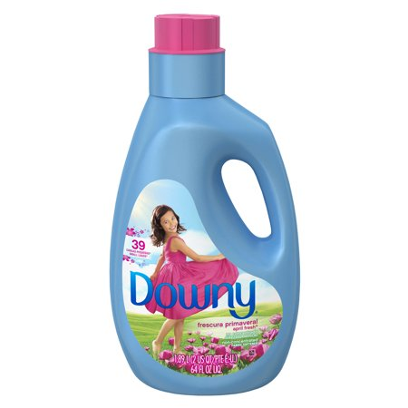 downy april fresh non concentrated liquid fabric softener 64 oz 39 loads best downy fabric. Black Bedroom Furniture Sets. Home Design Ideas