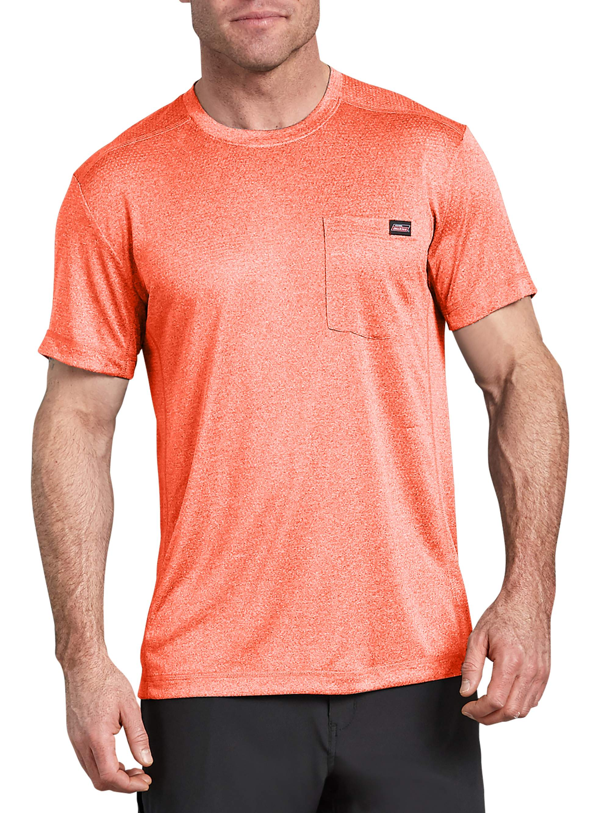Big Men's Short Sleeve Cooling Tee