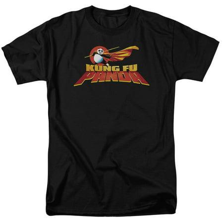 Kung Fu Panda - Logo - Short Sleeve Shirt - XXX-Large