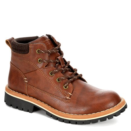 Day Five Boys Nik High Top Ankle Boot Shoes ()