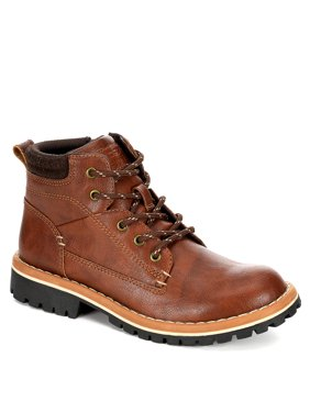 Day Five Boys Nik High Top Ankle Boot Shoes