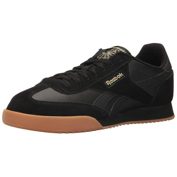 Reebok Men's Shoes Royal Rayen 2 Fashion Sneaker Black/Gold Metallic/Gum