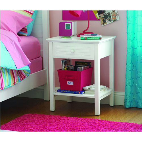 your zone zzz place to be nightstand, multiple colors