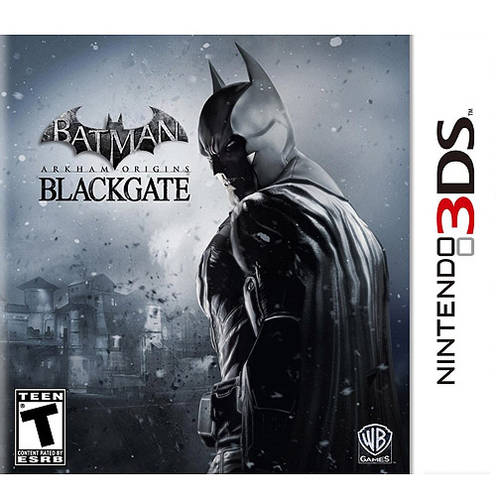 Batman: Arkham Origins Blackgate (Nintendo 3DS) - Pre-Owned