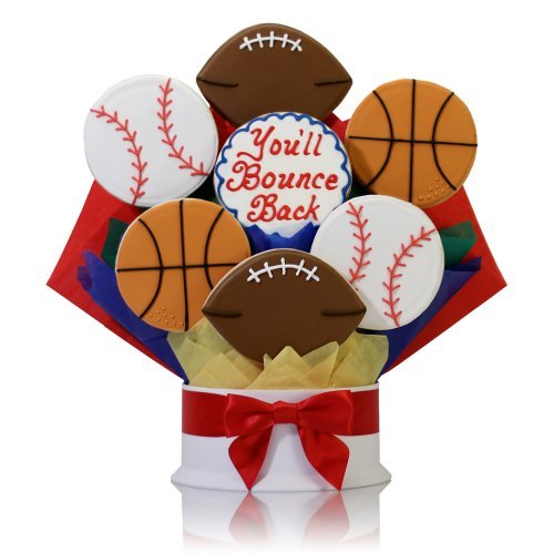 Corso's Cookies You'll Bounce Back Cookie Bouquet