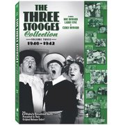 The Three Stooges Collection, Vol. 3: 1940-1942 by SONY CORP